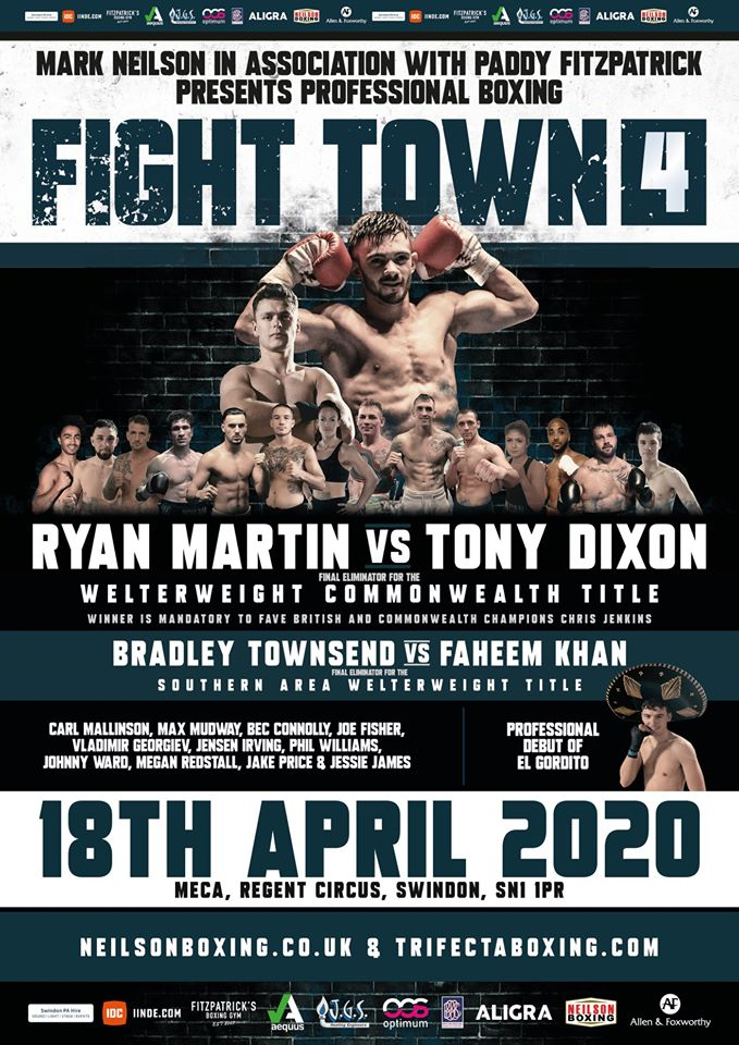 fight town 4 - mark nielson